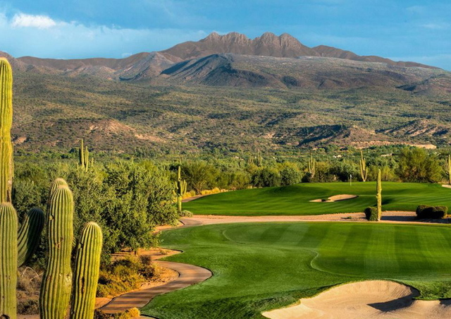 Sewailo Golf Club Tucson And Scottsdale Golf Vacations